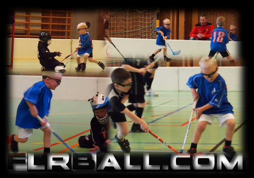 Youth floorball drills and practices