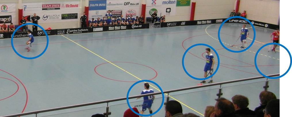 2-1-2 in Floorball