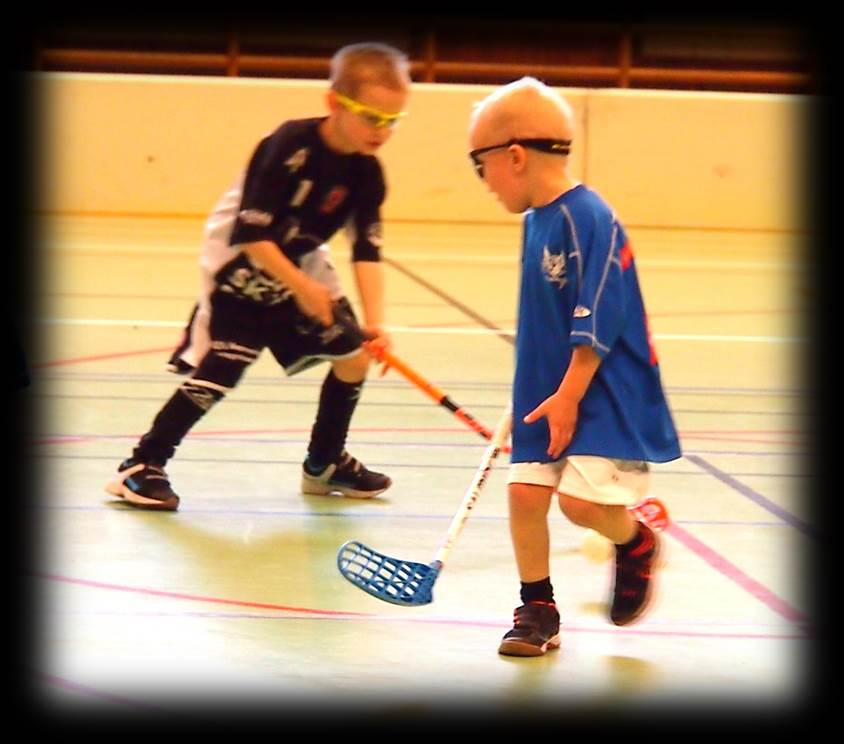 Floorball 1 vs 1 practices and drills