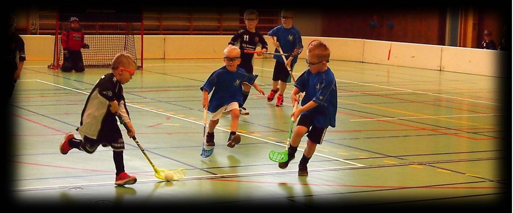 Floorball practices and drills 2 on 1
