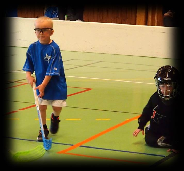Floorball goalie drills or shooting practices