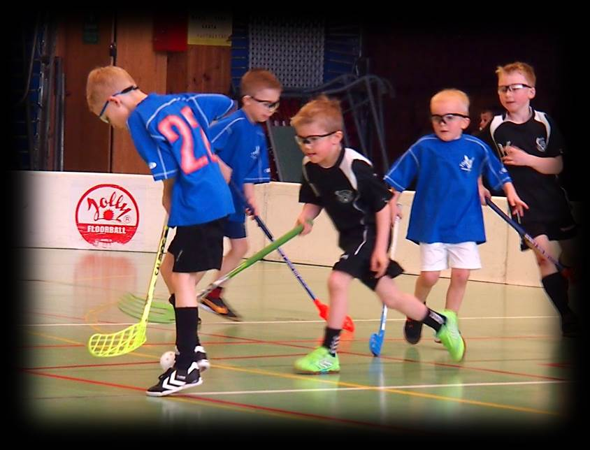Floorball game situation drills and practices
