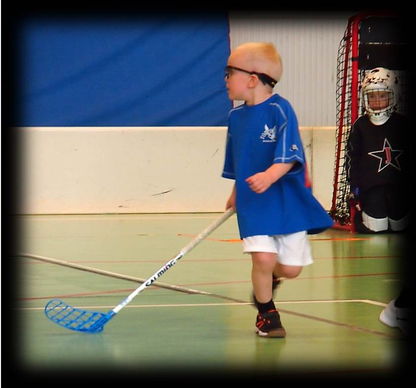 Floorball youth practices and drills