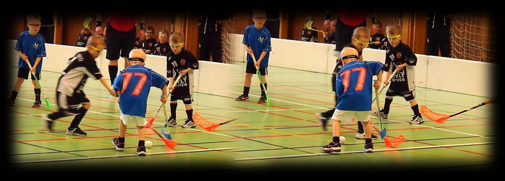 Floorball youth drills and practices