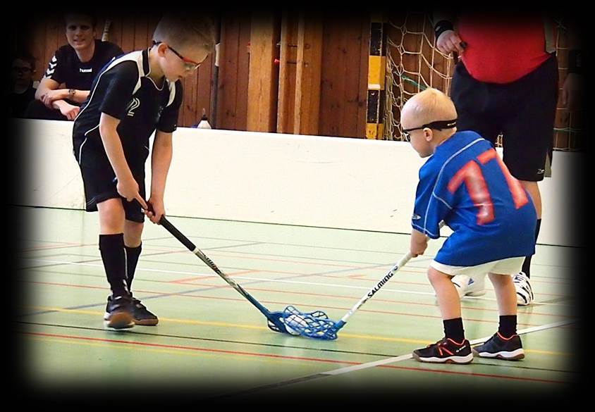 Floorball practices and drills for youth players