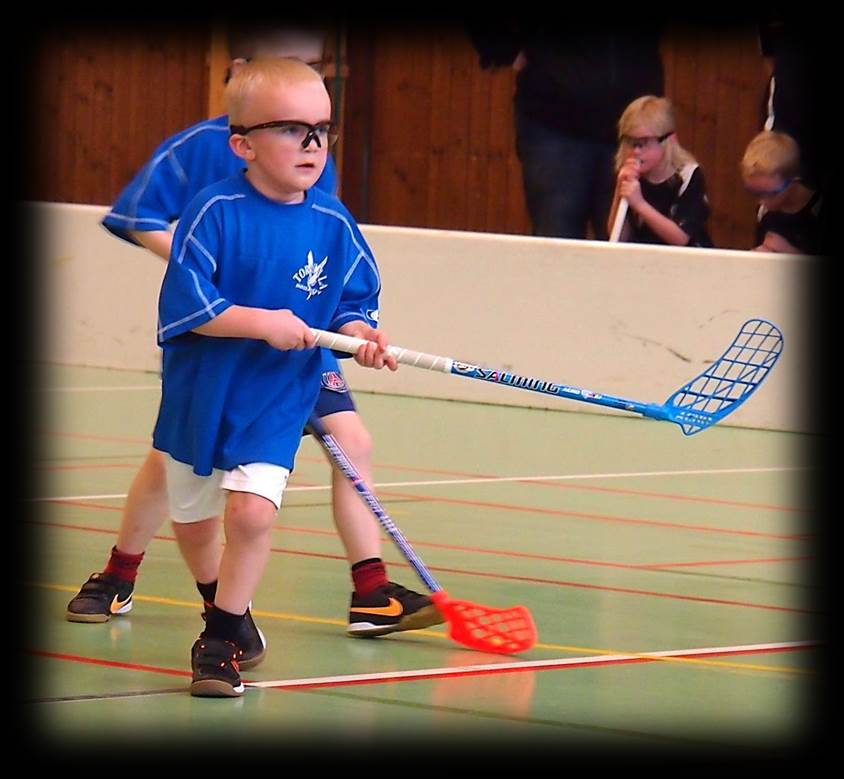 Floorball drills and practices for 6, 7, 8, 9 and 10 years old