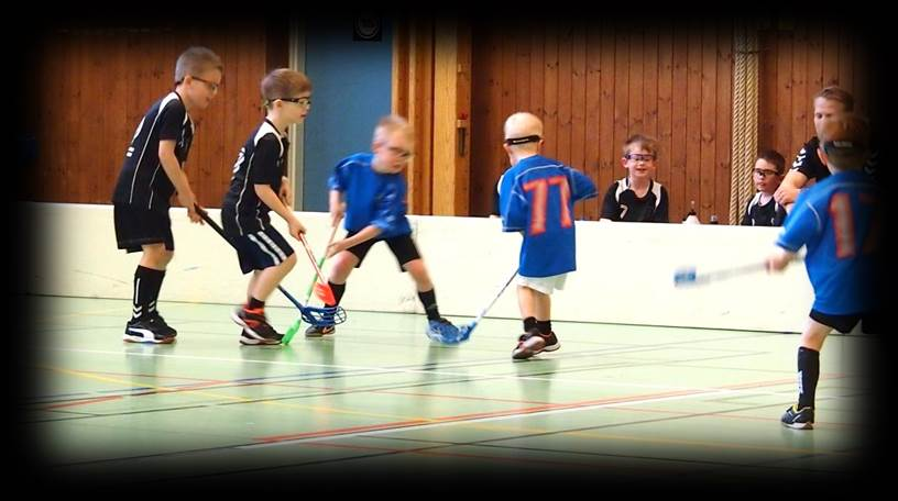 Floorball practices for 6, 7, 8, 9 and 10 year olds