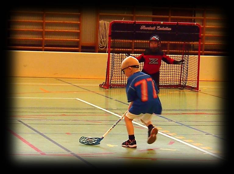Floorball scoring and shooting practice drills