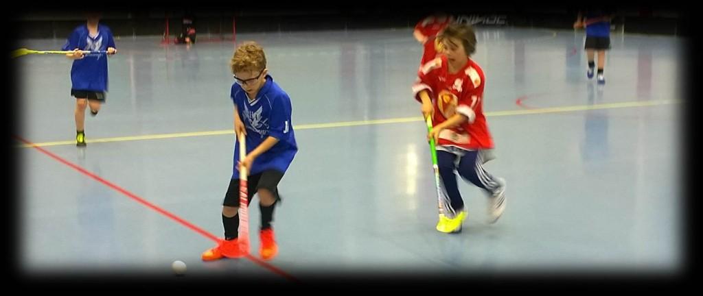 Hockey vs Floorball