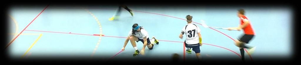 Floorball defense