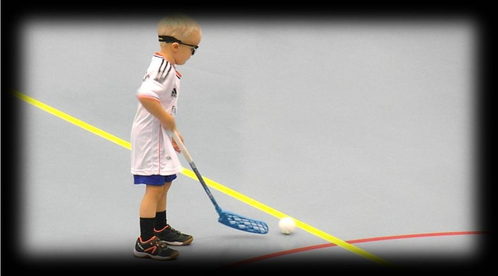 Youth floorball practices and drills