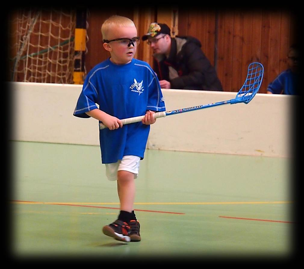 Floorball practicing, training and coaching