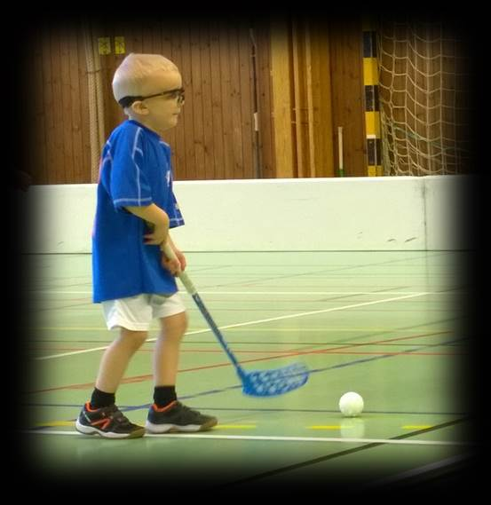 Floorball running with ball practices and drills